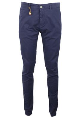 Pantaloni ZARA Carros Dark Blue
