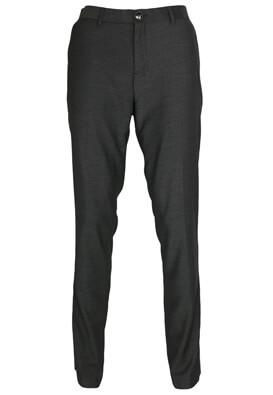 Pantaloni de stofa Kiabi Elliot Dark Grey