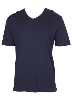 Tricou ZARA Kirk Dark Blue