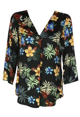 Bluza Stradivarius Flowers Colors