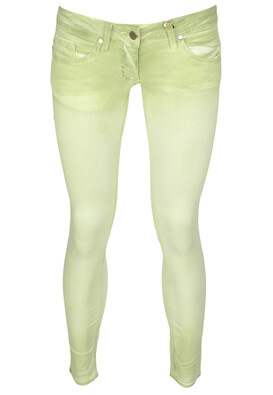 Pantaloni Souvenir Clubbing Shelley Light Green