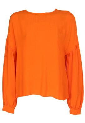Bluza Stradivarius Victoria Orange
