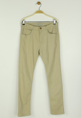 Pantaloni ZARA Nick Light Beige