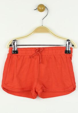 Pantaloni scurti ZARA Amelia Dark Orange