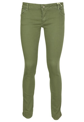 Pantaloni Souvenir Clubbing Maya Dark Green