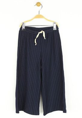 Pantaloni ZARA Ciara Dark Blue