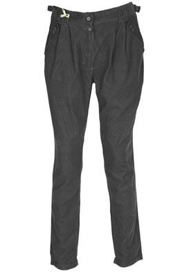 Pantaloni Souvenir Clubbing Fran Dark Grey