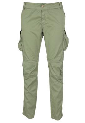 Pantaloni Souvenir Clubbing Samantha Light Green