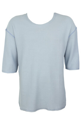 Tricou ZARA Harry Light Blue