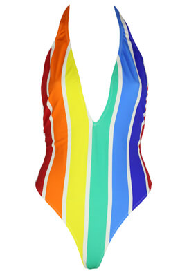 Costum de baie Bershka Valentina Colors