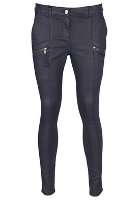 Pantaloni Next Carrie Dark Blue
