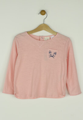 Bluza ZARA Hailey Light Pink