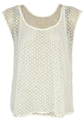 Tricou Next Jane White