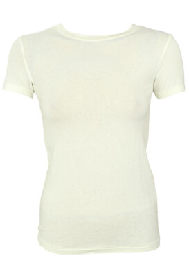 Tricou ZARA Fran Light Beige
