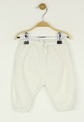 Pantaloni ZARA Alexandra White