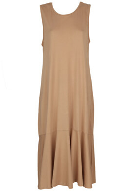 Rochie Pull and Bear Fran Beige