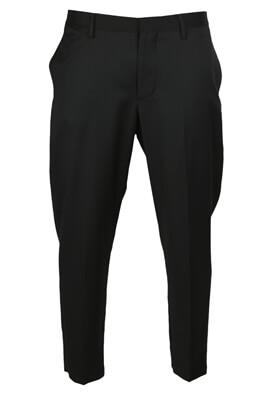Pantaloni de stofa ZARA Jordan Black