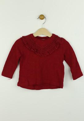 Bluza ZARA Alivia Dark Red