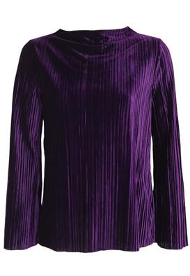 Bluza ZARA Anette Dark Purple