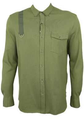 Camasa ZARA Will Dark Green