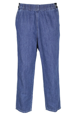 Blugi Pull and Bear Bianca Blue