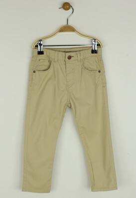 Pantaloni ZARA Will Light Beige