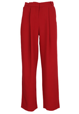 Pantaloni Reserved Ramona Red