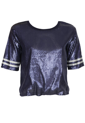 Tricou Reserved Julia Dark Blue