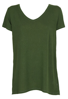 Tricou Reserved Gabriella Dark Green