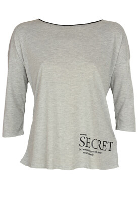 Bluza Reserved Kora Light Grey