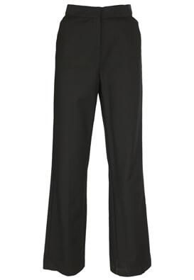 Pantaloni Reserved Dollie Black
