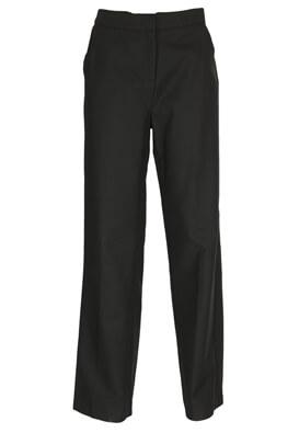 Pantaloni de stofa Reserved Wilma Black