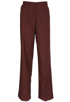 Pantaloni Reserved Pamela Dark Purple