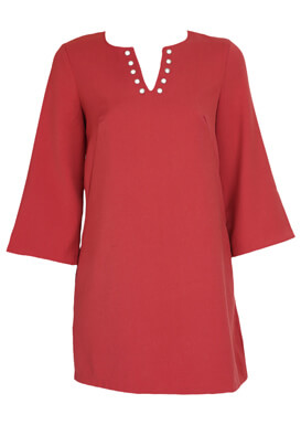 Rochie Reserved Amelia Red
