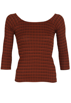 Bluza Reserved Wendy Brown