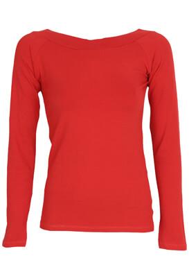 Bluza Sinsay Francine Red
