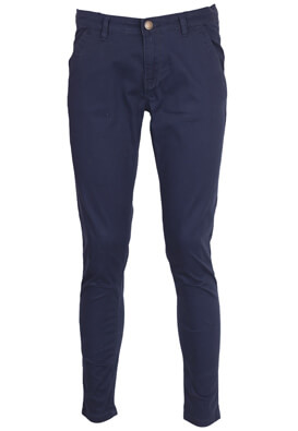 Pantaloni Cropp Hailey Dark Blue