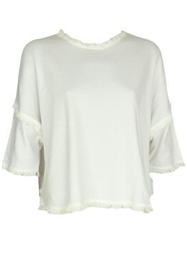 Bluza Reserved Sabrina White