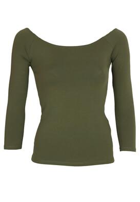 Bluza Reserved Taya Dark Green