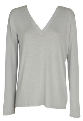 Bluza Reserved Maya Light Grey