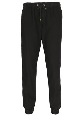 Pantaloni Cropp Abbie Black