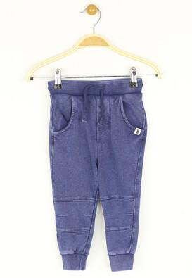 Pantaloni Sport Reserved Elliot Dark Blue