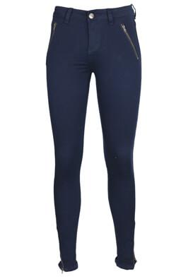Pantaloni Cropp Chloe Dark Blue