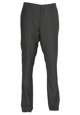 Pantaloni De Stofa Reserved Randall Black