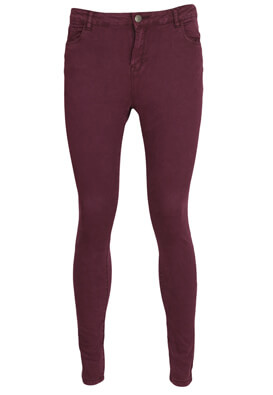 Pantaloni Reserved Danielle Dark Purple