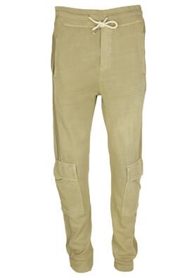 Pantaloni sport Reserved George Beige
