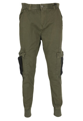 Pantaloni Reserved Andres Dark Green