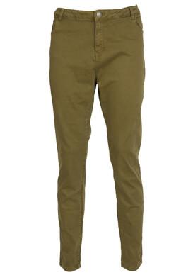 Pantaloni Reserved Elsa Dark Green