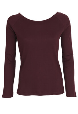 Bluza Sinsay Gina Dark Purple