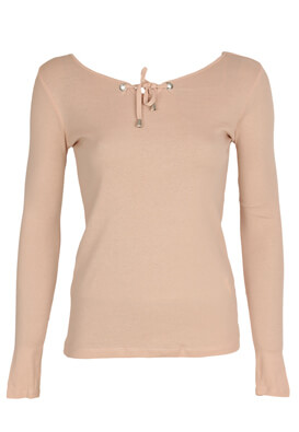 Bluza Sinsay Irene Light Pink